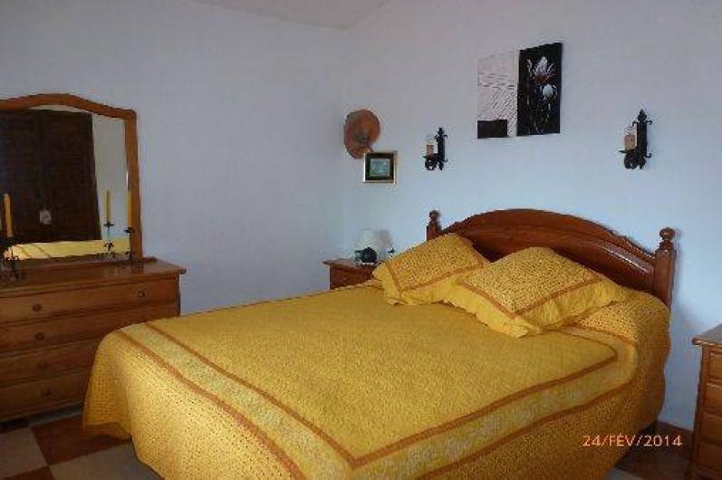 Location de vacances - Villa à El Poble Nou de Benitatxell