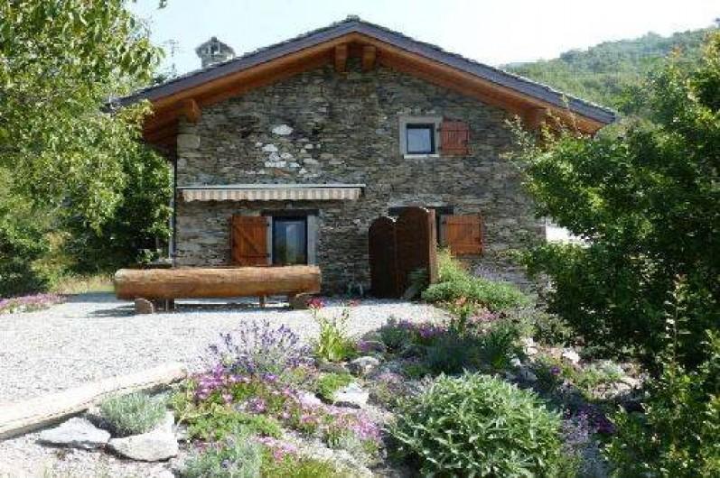 Maison Aosta En Italie Au Coeur Des Montagnes Italiennes