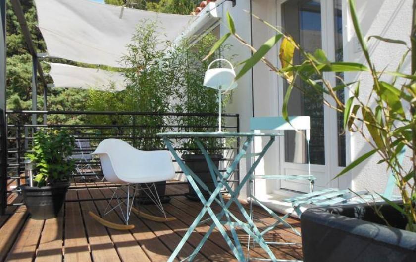 Location de vacances - Chambre d'hôtes à Aumelas