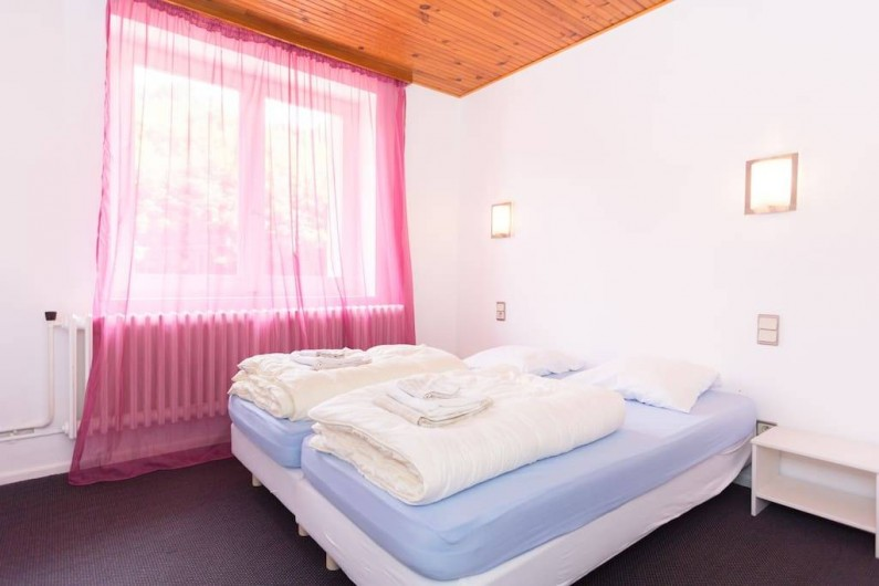 Location de vacances - Gîte à Bussang - chambre de 2