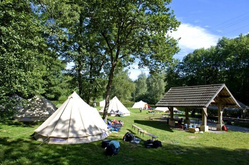 Location de vacances - Camping à Blier