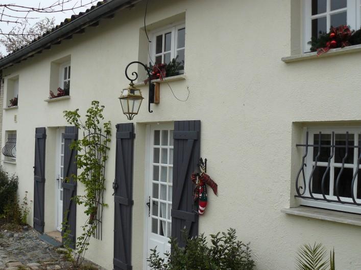 Location de vacances - Villa à Arsac - Le Gite côté rue