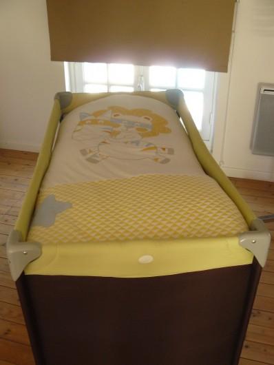 Location de vacances - Villa à Arsac - Et un lit tout confort pour un bon sommeil