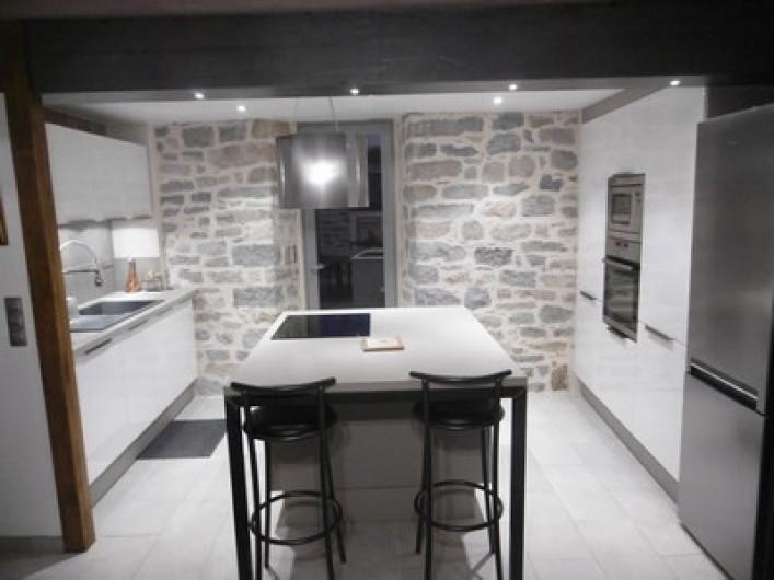 Location de vacances - Gîte à Fontaneilles - Pièce 1 coin cuisine