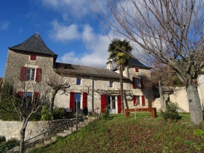 Location de vacances - Gîte à Fontaneilles - Extérieur