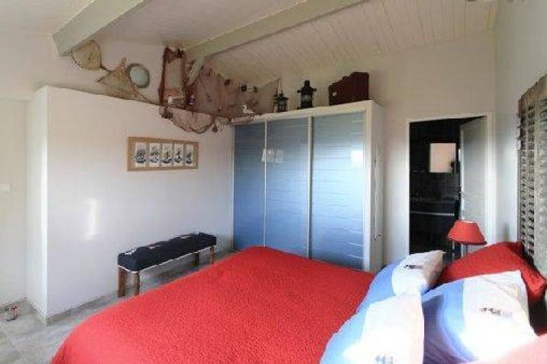 Location de vacances - Gîte à Saint-Martin-aux-Buneaux - Chambre 1