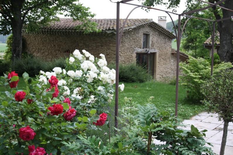 Location de vacances - Gîte à Vaunaveys-la-Rochette - Entrée du gite