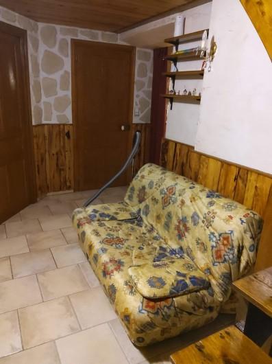 Location de vacances - Gîte à Bussang - Petit Appartement - Entrepiece