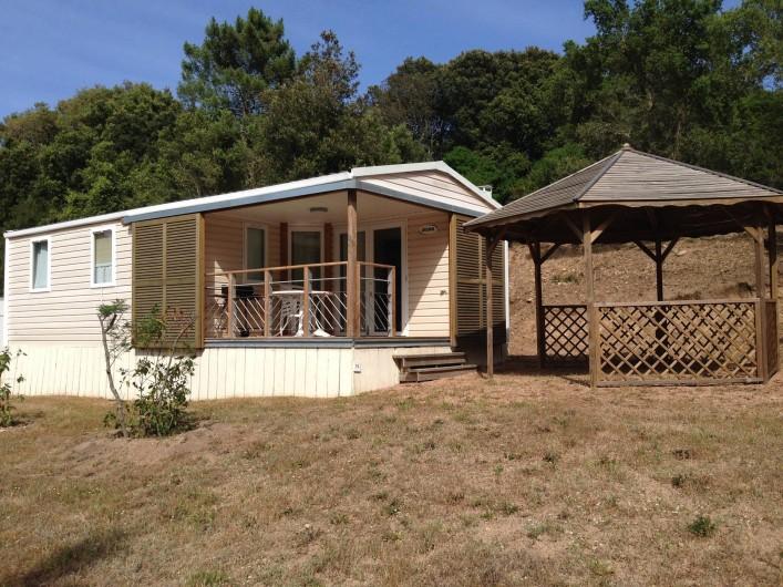 Location de vacances - Bungalow - Mobilhome à Figari