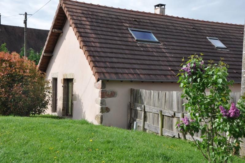 Location de vacances - Gîte à Saint-Eugène - côté ouest