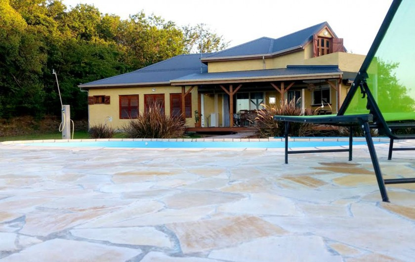 Location de vacances - Villa à Deshaies - Villa Bel Air