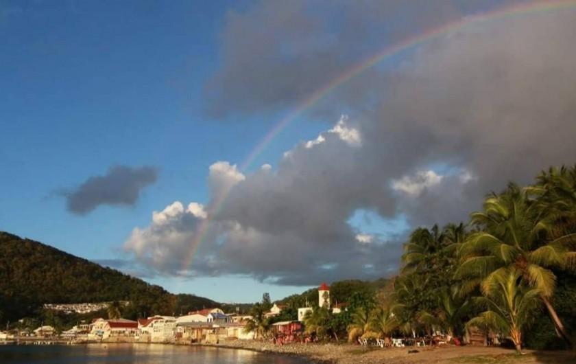 Location de vacances - Villa à Deshaies - Baie de Deshaies
