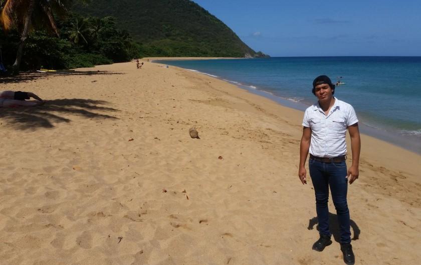 Location de vacances - Villa à Deshaies - Grande Anse
