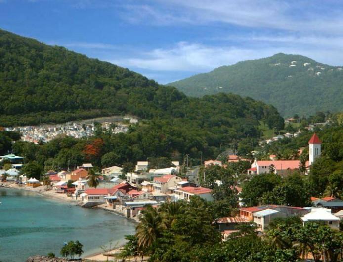 Location de vacances - Villa à Deshaies - Bourg de Deshaies