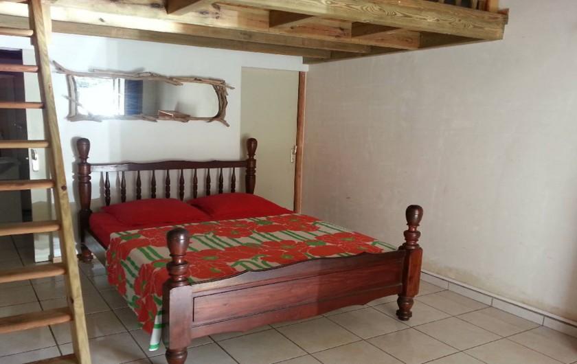Location de vacances - Villa à Deshaies - Chambre 3
