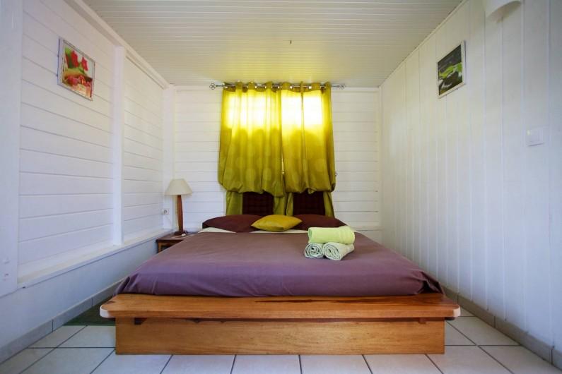 Location de vacances - Appartement à Le Diamant - chambre à coucher - bungalow