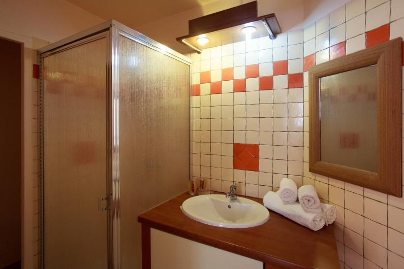 Location de vacances - Appartement à Le Diamant - salle d'eau - appartement