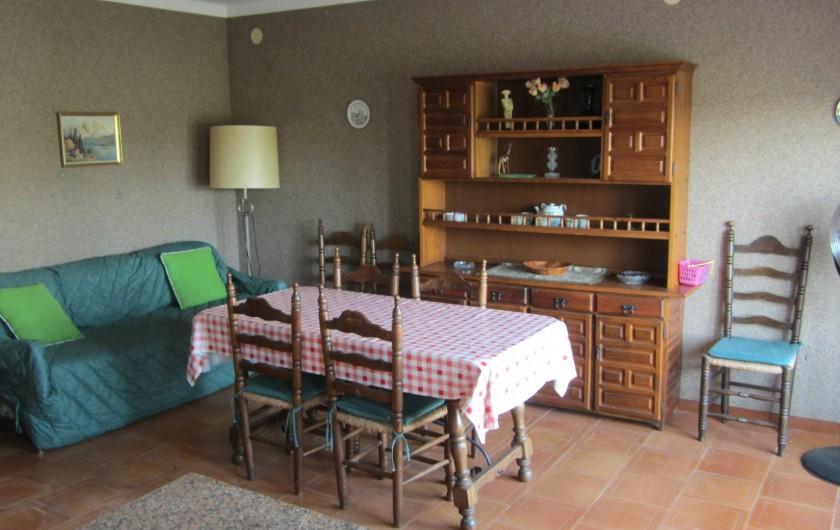 Location de vacances - Appartement à Sant Pere Pescador