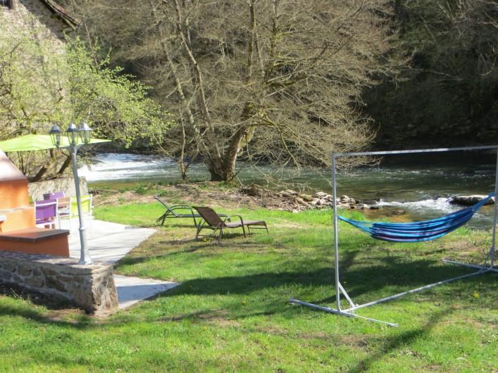 Location de vacances - Gîte à Mayran - Vue générale coin bbc2