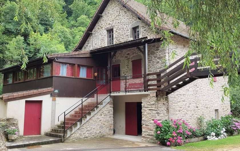Location de vacances - Gîte à Mayran - Le moulin du Bousquet