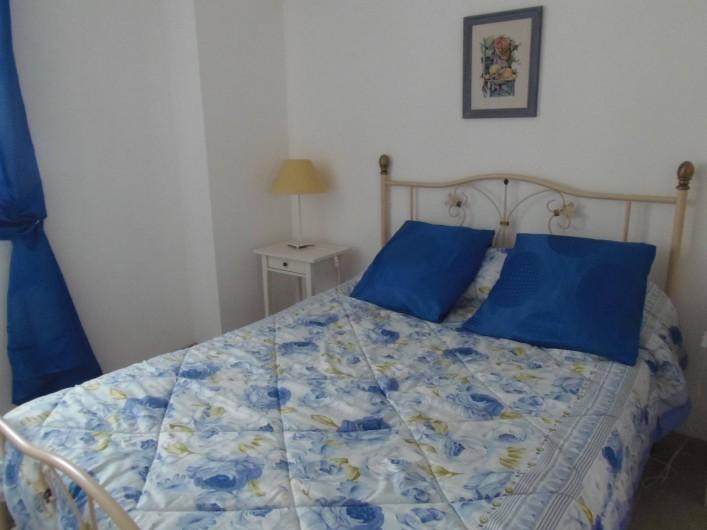 Location de vacances - Appartement à Le Sambuc - CHAMBRE  GITE  LE PLATANE