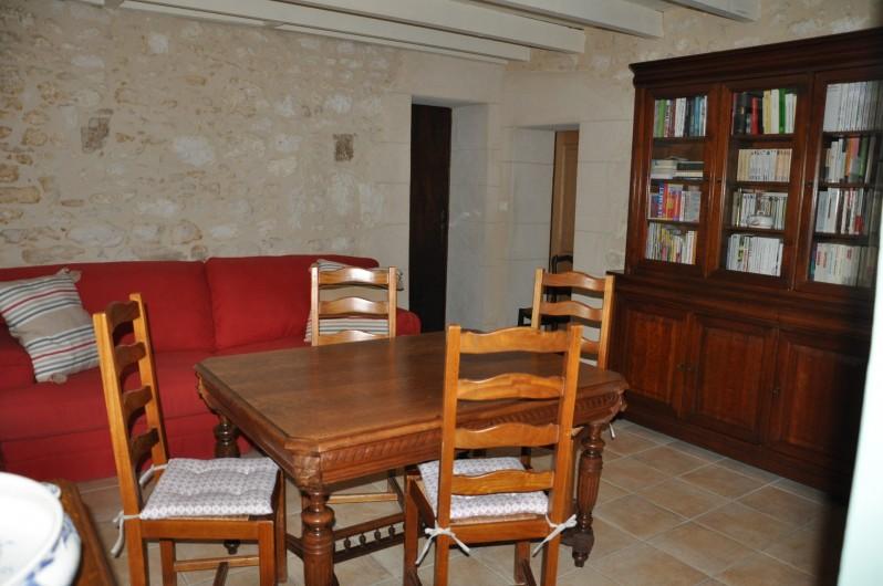 Location de vacances - Chambre d'hôtes à Margueron - La bibliothèque