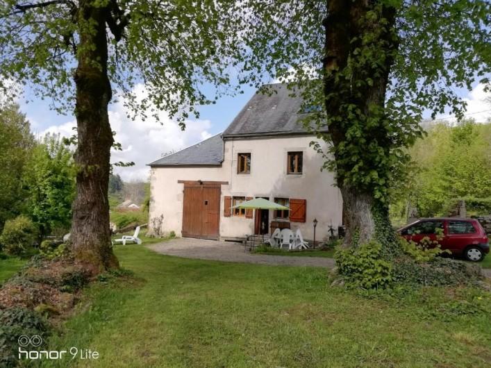 Location de vacances - Chambre d'hôtes à Saint-Brisson - exterieur
