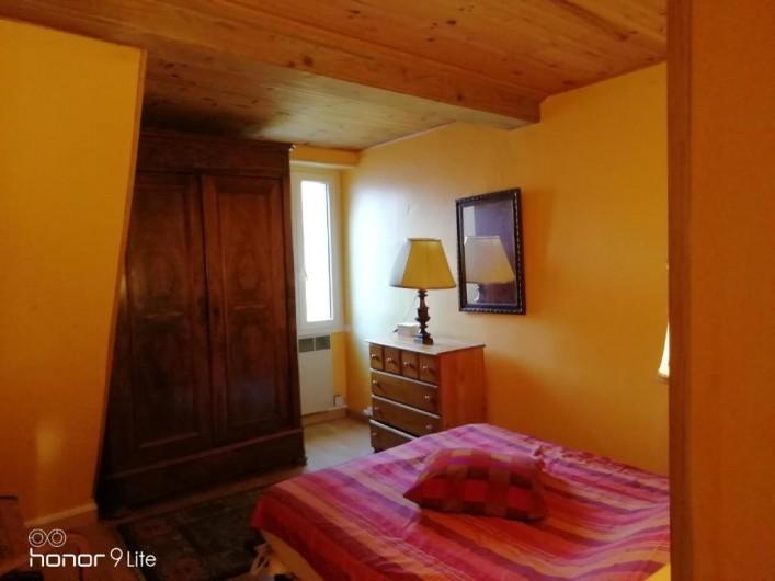 Location de vacances - Chambre d'hôtes à Saint-Brisson - la chambre