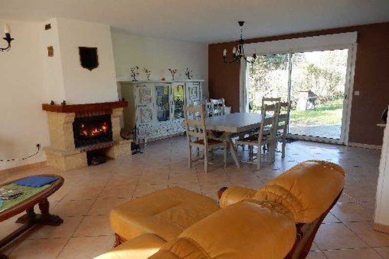 Location de vacances - Gîte à Port-le-Grand - salon/SAM de 32 m2