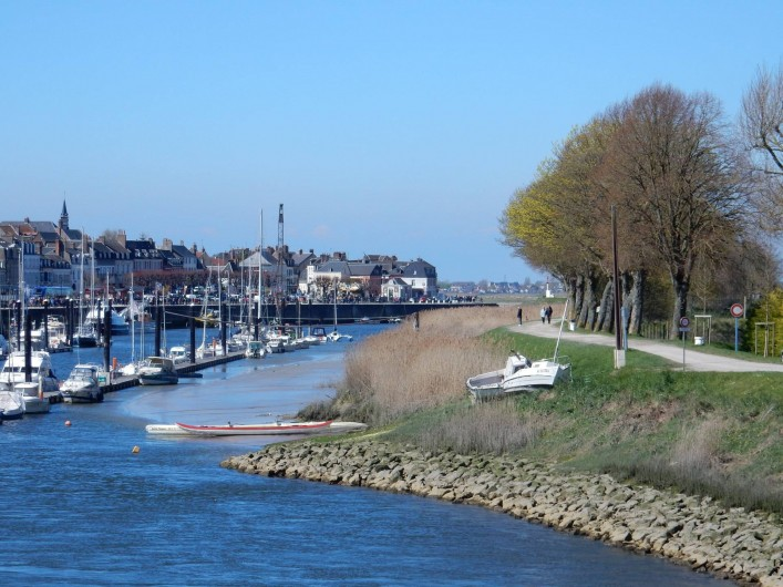 Location de vacances - Gîte à Port-le-Grand - LE PORT DE ST VALERY