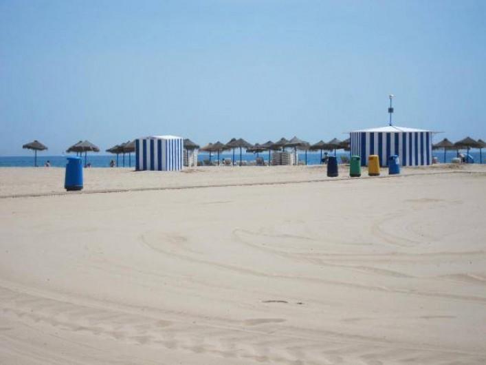 Location de vacances - Appartement à Port de Sagunt
