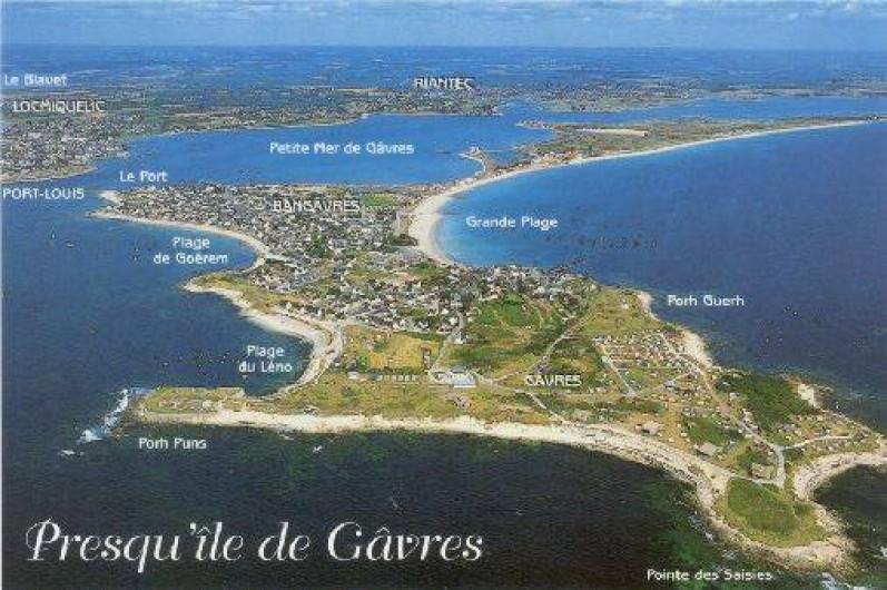 Location de vacances - Villa à Gâvres
