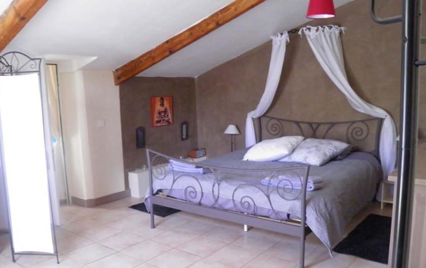 Location de vacances - Chambre d'hôtes à Senouillac - Le gîte