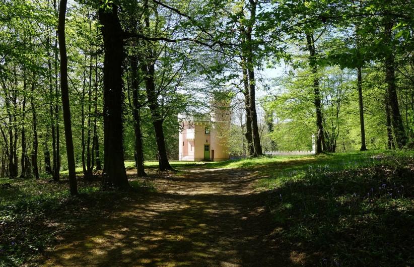 Location de vacances - Château - Manoir à Montreuil-aux-Lions