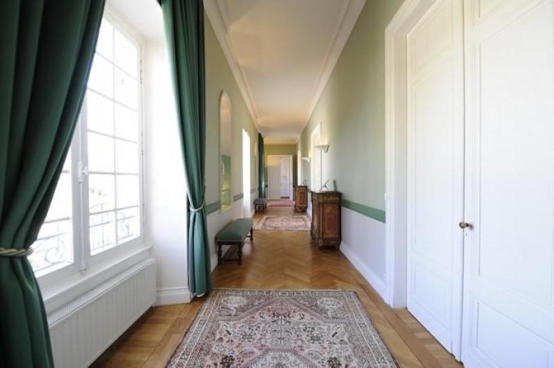 Location de vacances - Château - Manoir à Beychac-et-Caillau - Couloir