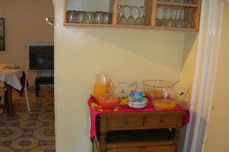 Location de vacances - Chambre d'hôtes à Dinan