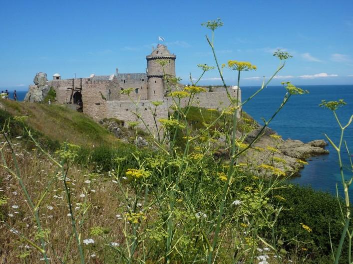 Location de vacances - Gîte à Pléven - Fort La Latte