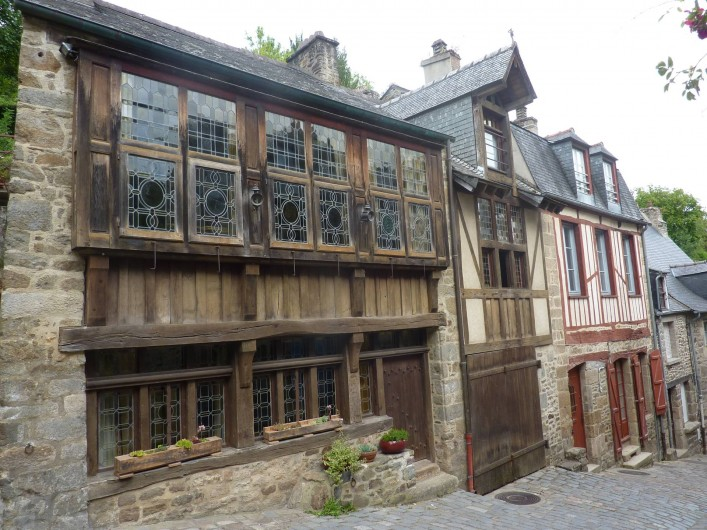 Location de vacances - Gîte à Pléven - Dinan