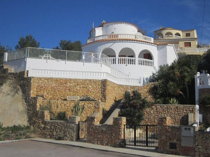 Location de vacances - Villa à Alcalà de Xivert - La villa Azahar