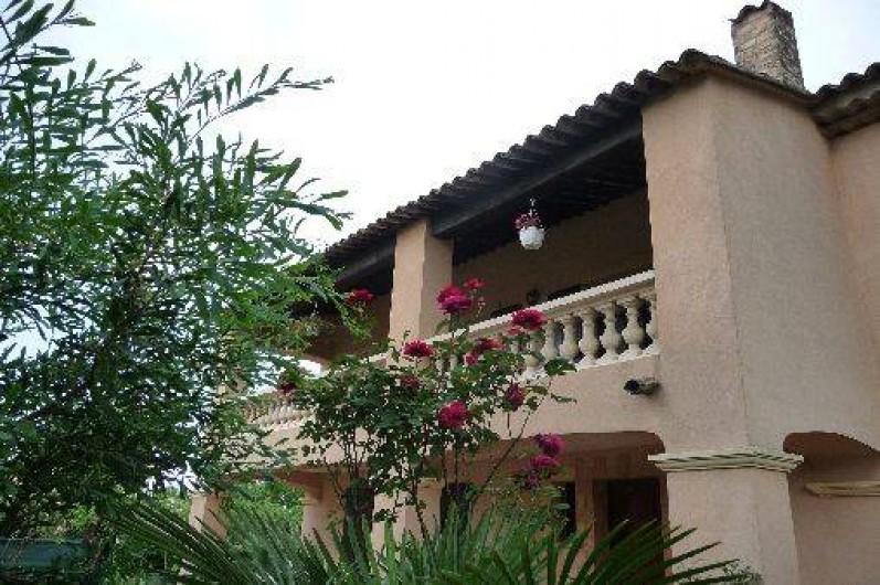 Location de vacances - Studio à Vidauban - extérieur