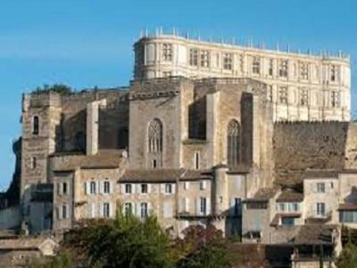 Location de vacances - Villa à Grillon - Château de Grignan