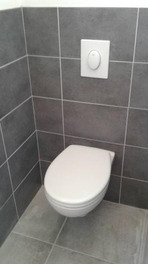Location de vacances - Villa à Grillon - WC salle de bain