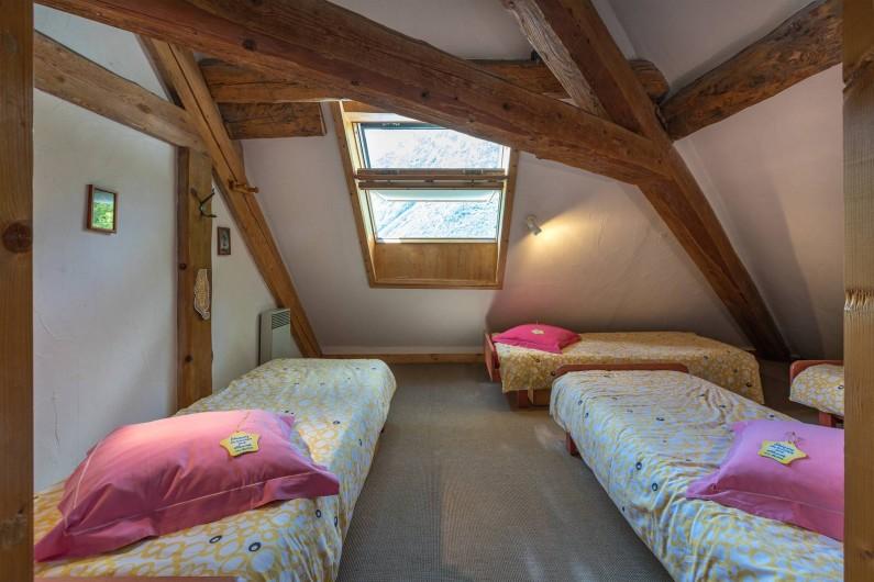 Location de vacances - Gîte à Ornon - Chambre 4