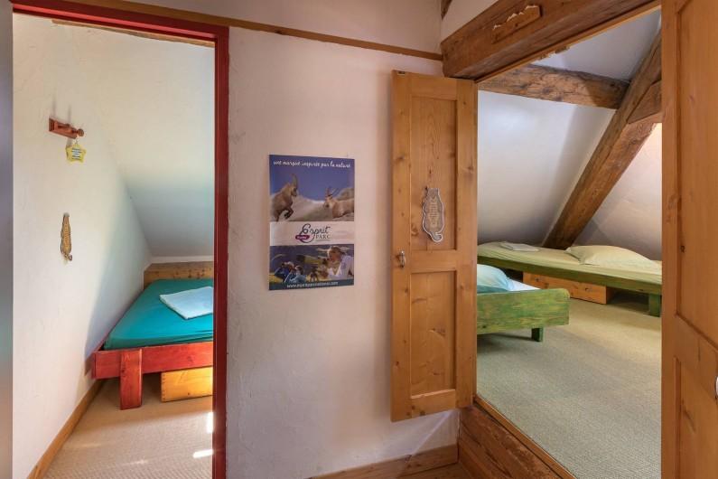 Location de vacances - Gîte à Ornon - Chambre 2 et 3
