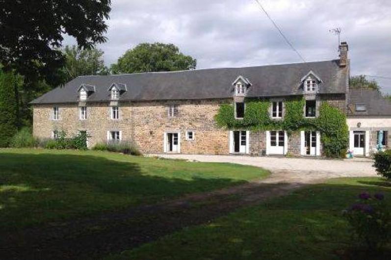 Location de vacances - Gîte à Hocquigny