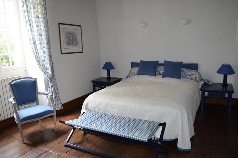 Location de vacances - Chambre d'hôtes à Douchapt - Chambre Hibiscus