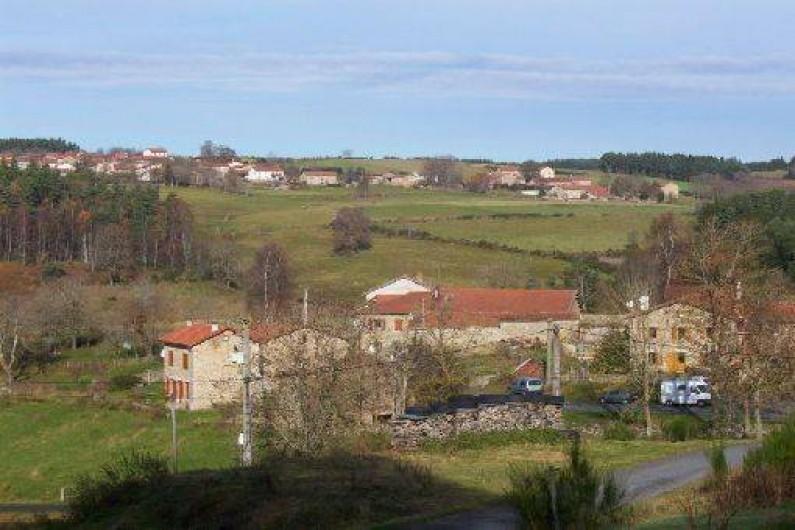 Location de vacances - Gîte à Sembadel