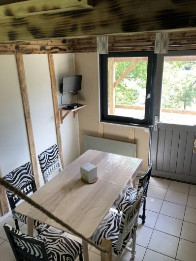 Location de vacances - Camping à Lincou - Lodge Safari