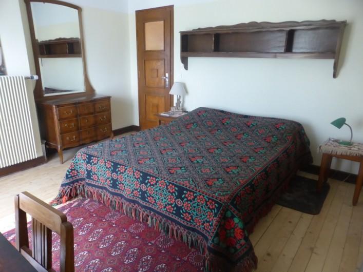 Location de vacances - Chalet à Combloux - Chambre 1