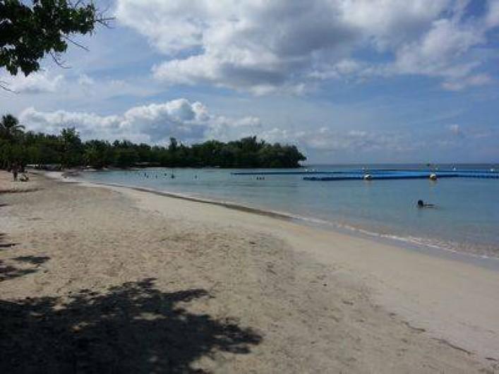 Location de vacances - Villa à Sainte-Luce - plage 200 m